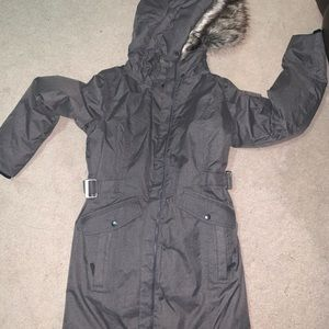 Brand new EDDIE BAUER LONG COAT